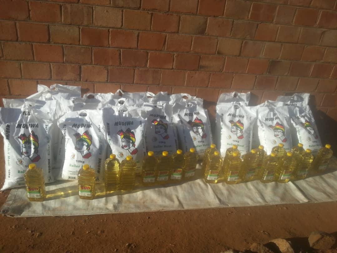 Zimbabwe Aid 2020
